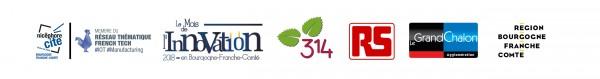 Logos partenaires pensons design